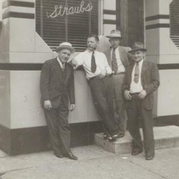 Straub's Bar.....Kingston, PA - Photographs