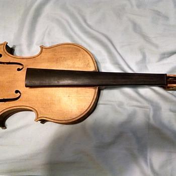 my antique violin