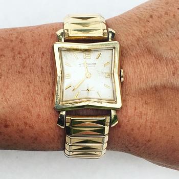 Vintage Wittnauer Automatic Wrist Watch  - Wristwatches