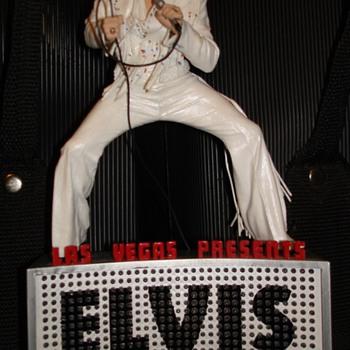 My Mcfarlane Elvis Statues - Music Memorabilia