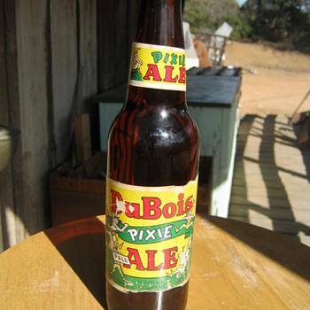 DUBOIS PIXIE ALE BEER - Breweriana