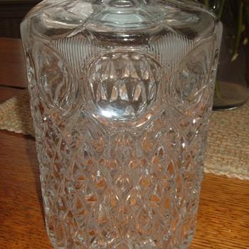 EAPG Bottle...unknown pattern?