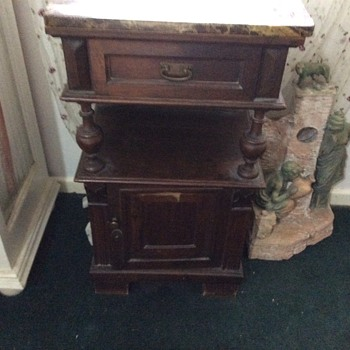 Italian? Nightstand - Furniture