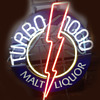 Turbo 1000 Neon Signs