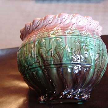A different kind of 'Pot' - Pottery