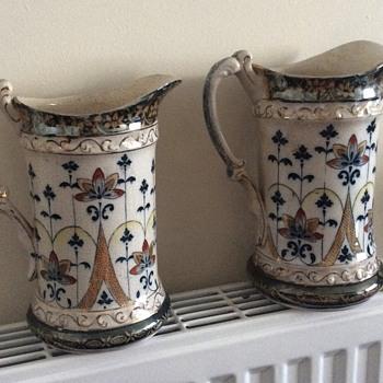 Graduating jugs  - Pottery