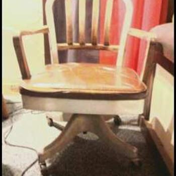 Alcoa Aluminum Chair - Furniture