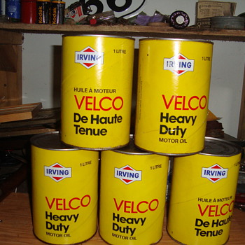 80`s oil cans