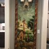 Maitland Smith wall panel with double light