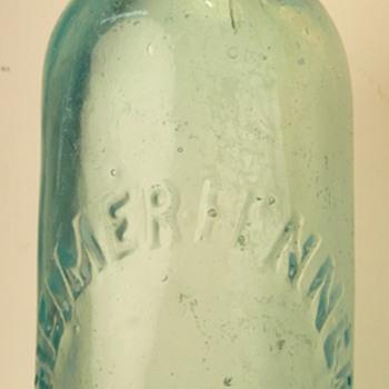 Sudheimer / Fennerty Soda's - Bottles
