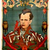 "Original ""Fak Hongs"" Stone Lithograph Poster"