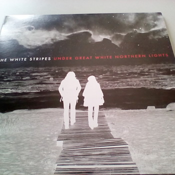 "The White Stripes "" Under Great White Northern Lights"""