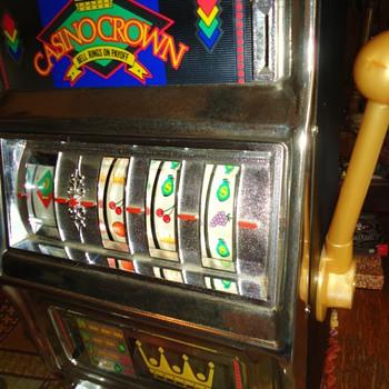 Vintage slot machines ebay casinos in osceola iowa