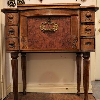Writing desk-Sewing machine convertion. - Furniture