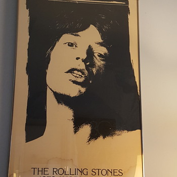OG stones poster - Posters and Prints