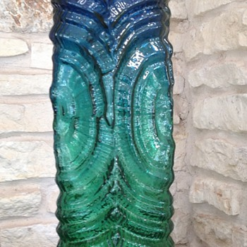 My Amazing Mystery Vase  - Art Glass
