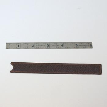 """Stanley Model 336 6"""" Metal Ruler with Sleeve"""