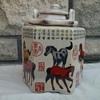 A unique Chinese porcelain  Drink pot