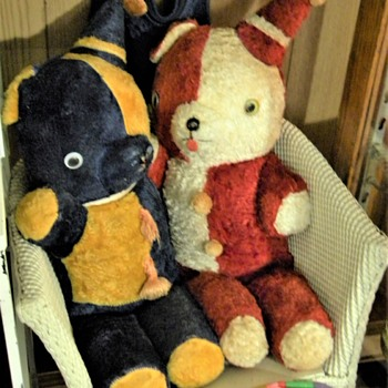 Stuffed animals - Dolls