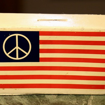 Peace Fund Collection Box? - Coin Operated
