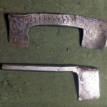 Unknown tool hand made chisel? doorhandle?? Cutting tool? - Tools and Hardware