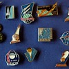 Soviet Space Exploration Pin Badges