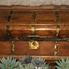 Is this a Jenny Lind trunk?  If so, about how old?