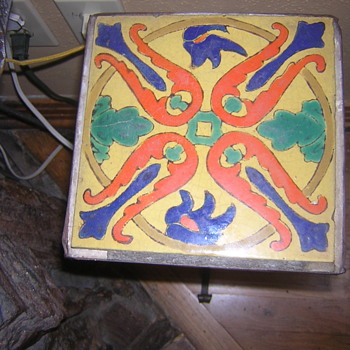 D & M California Tile - Arts and Crafts