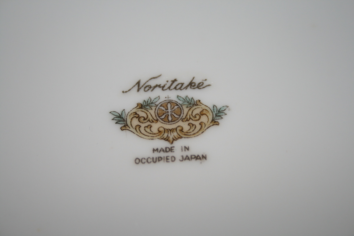 Noritake china made in occupied Japan | Collectors Weekly