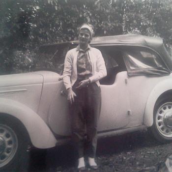1940 Austin Wasp - Photographs