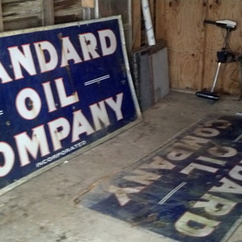 standard oil company - Petroliana