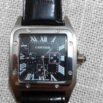 my cartier watch