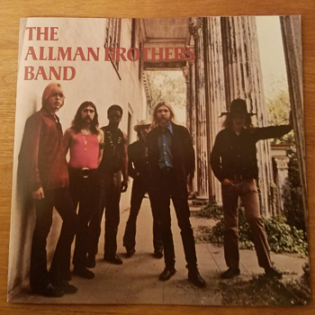 The Allman Brothers (For CW User Steptoe1 and Anybody Else Who Cares) - Music Memorabilia