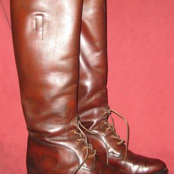Vintage Abercrombie & Fitch Co. Field Boots - Shoes