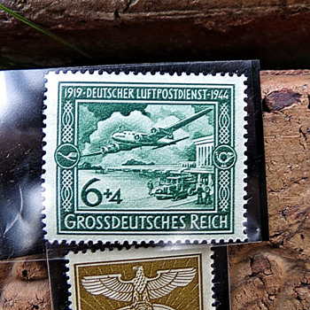 WW2 Germany Stamps - Stamps