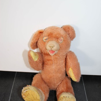 Old Teddy - my Great Uncles Teddy