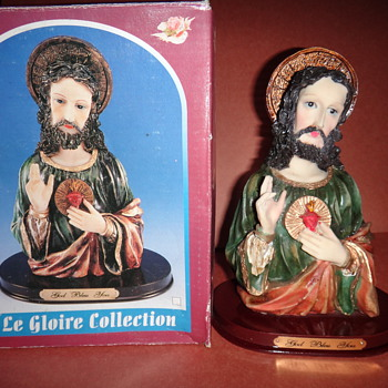Le Gloire Collection Jesus figure