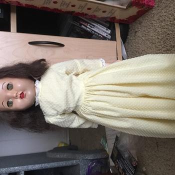 Found a doll I can't identify