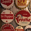 LOVE Bottle Cap Signs