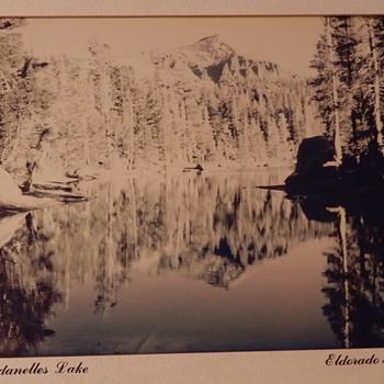 "Bob Henley signed kodachrome enlargement 1965 - 8"" x 10"" - Photographs"