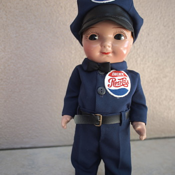 Pepsi Buddy Lee Doll