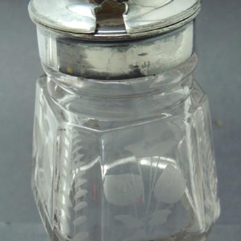 Salt, Sugar, or Mustard Jar? Or something else!? - Kitchen