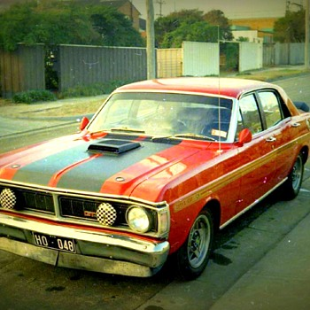 My Brothers 1971 XY FORD FALCON GTHO PHASE III....A Magnificent piece of Australiana. - Classic Cars