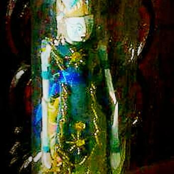Wayang Golek from Bali, Indonesia - Dolls