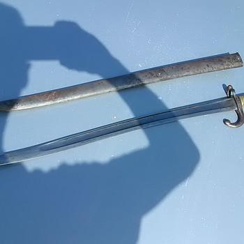 Bayonet/sword