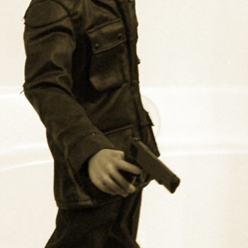 Custom 12 inch G.I.Joe Adventure Team  (Villains) knock offs ...Karl the Merc - Toys