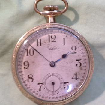 Illinois Pocket Watch - Pocket Watches