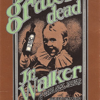 Grateful Dead and Junior Walker, BG-176 - Posters and Prints