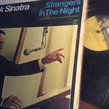I left my Harp in Sam Frank's Disco or inAgodda Da Vee Ta   - Music Memorabilia