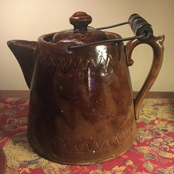Need help with an earthenware kettle  - Pottery